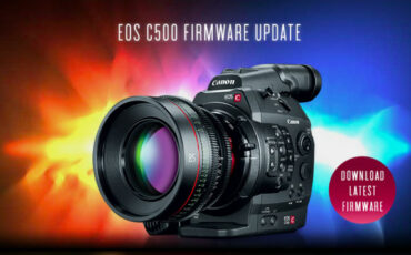 Price drop for Canon C500 & C100, firmware update
