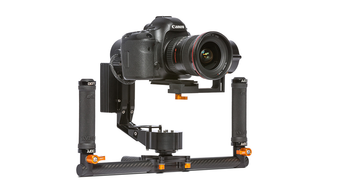Defy G2X - The Gimbal that requires no stand