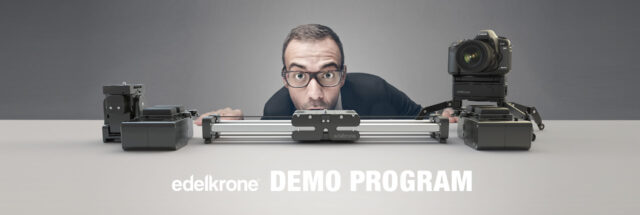 Edelkrone Demo Program