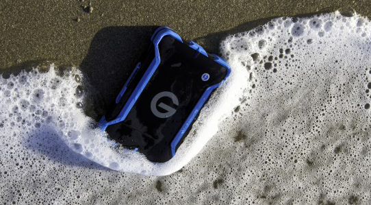G-Technology Announce New Rugged Series of Portable Hard drives