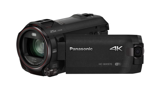Aerial Filmmaker's Dream? Panasonic HC-WX970 4K Camcorder