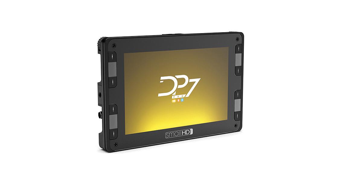 SmallHD DP7-PRO Gets Audio Meters in Firmware Update