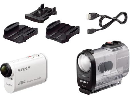 Sony FDR-X1000 4