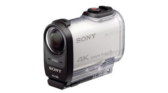 Sony 4K Action Camera released - FDR-X1000