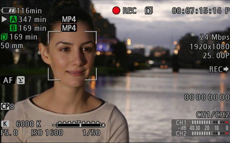 More Canon C100 Mark I / Mark II Comparison Videos