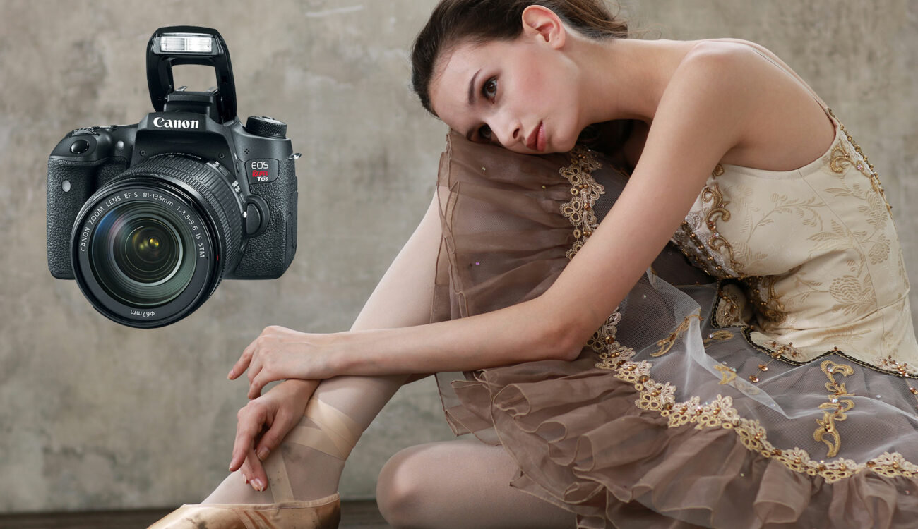 Canon introduces new entry-level DSLRs T6s (760S) and T6i (750D) & EOS M3 cameras