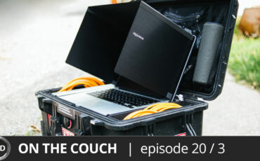"""My photos end up being 5-6 GB each"" - How to deal with loads of data - ON THE COUCH ep 20, part 3"