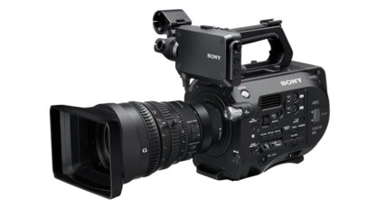 Sony FS7 Firmware 2.0 Announced