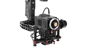 Wooden Camera Red Gimbal Battery Plate feature