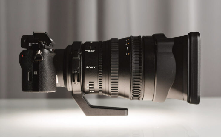 """Sony 28-135mm Review - Why This Might Be """"The"""" Cine Zoom Lens For You"""