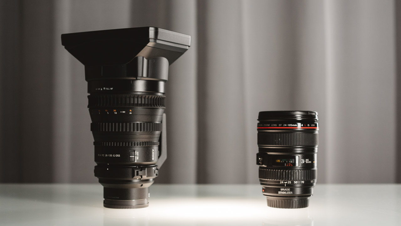 Sony 28 135mm Review Why This May Be The Zoom Lens Camera Wire Diagram Concluding Optical Wins In Almost All Areas Terms Of Looks Thesony Is A Lot Cooler More Neutral Than Canon And Appears To Have