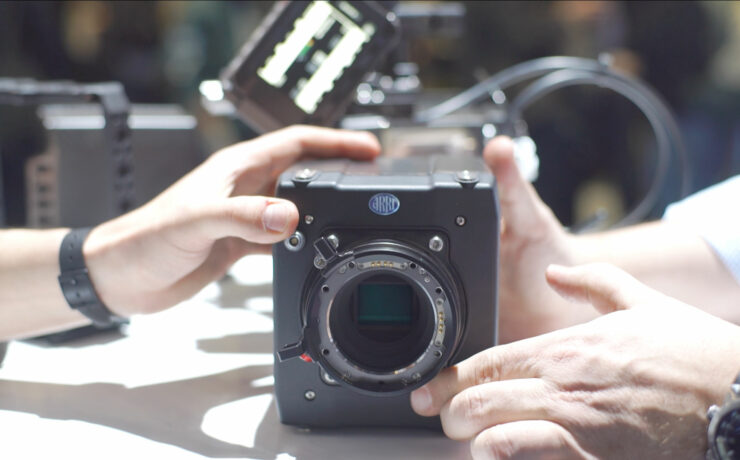 ARRI ALEXA Mini Hands-On and First Footage at BVE 2015