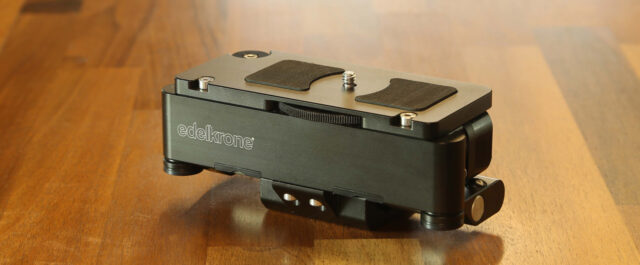 Edelkrone Pocket Rig 2 folded.