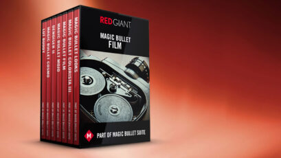 Magic Bullet 12 is Here - Introducing Real Film Stock Emulation!