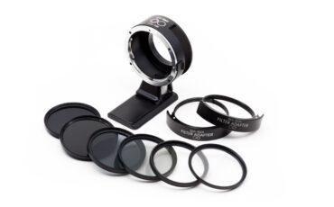 OWL - Quick Change Filter Adapter for Mirrorless Cameras
