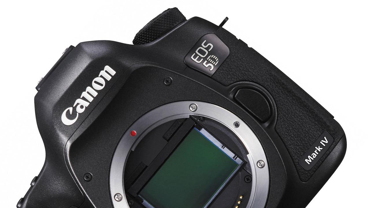 Canon 5D Mark IV: Canon's 4K Full Frame Camera Around the Corner?