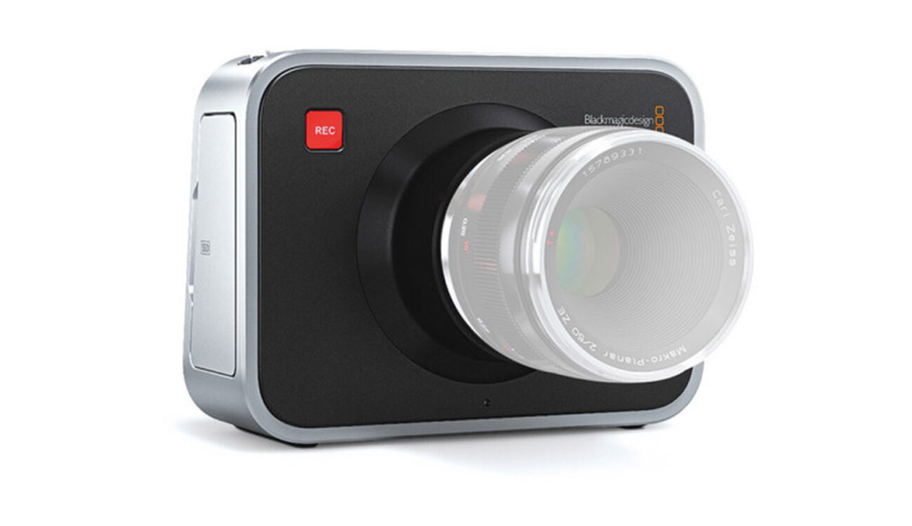 2.5K BMCC Gets Compressed RAW Recording - How Much Does it Save?