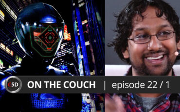 How to Land a Hollywood Film Deal - ON THE COUCH Ep. 22 part 1 of 2 - Haz Dullul