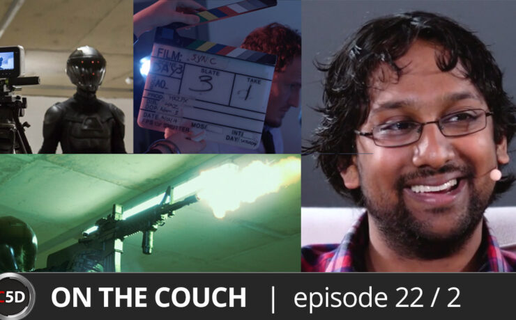 A High-Budget Sci-fi Short... on a Tight Budget - ON THE COUCH Ep. 22 part 2 of 2 - Haz Dullul