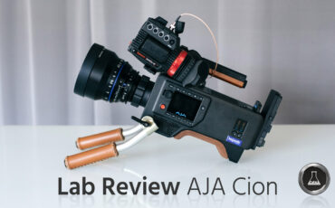 AJA Cion Review - All You Need to Know About the AJA Camera