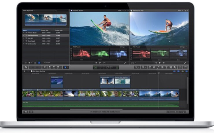 Apple Releases Update for Final Cut Pro - NAB 2015