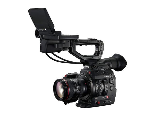 D181-FSL-24-105-f4L-Bracket-Handle-Monitor-Unit-Up