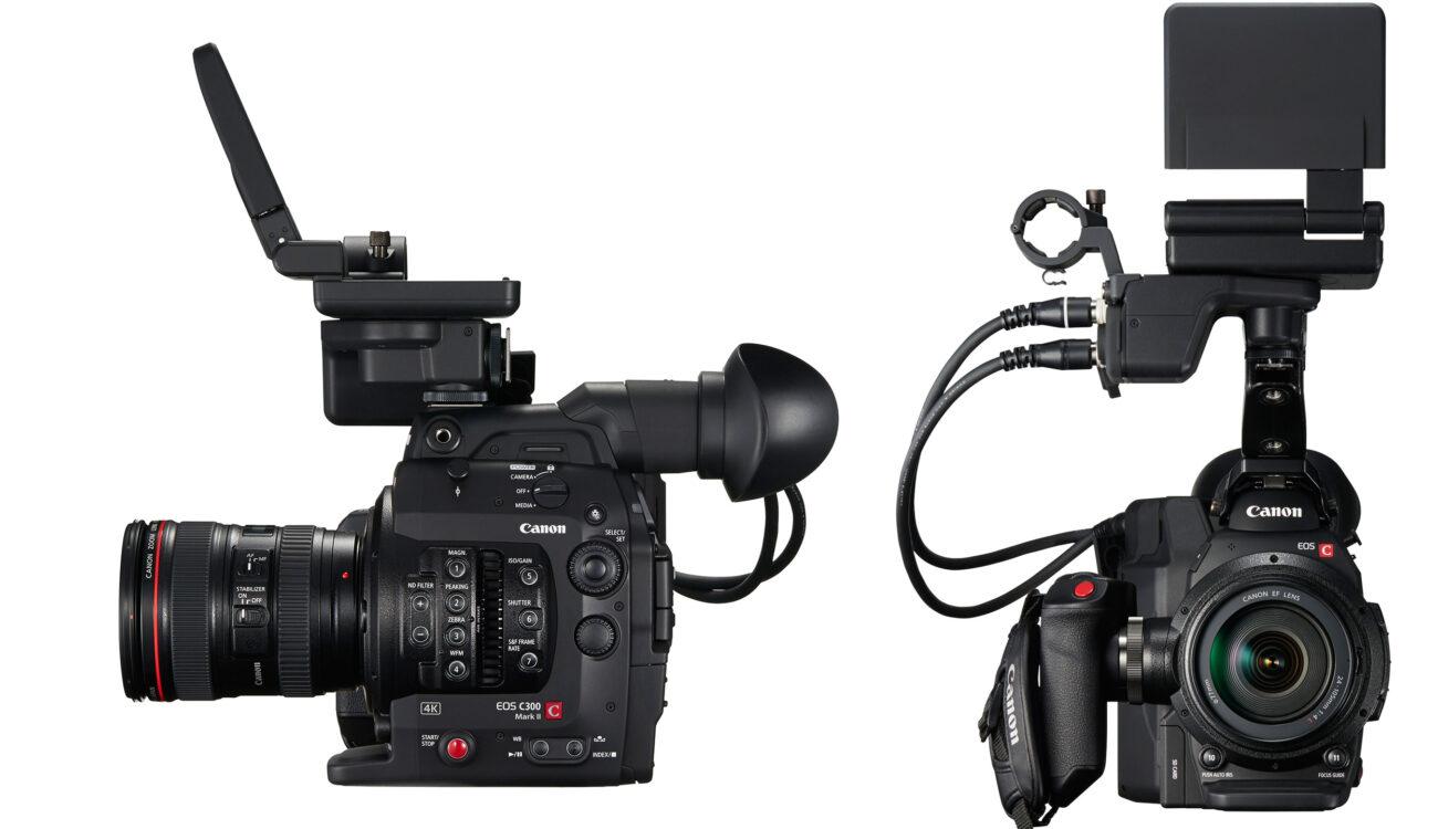 Canon announces EOS C300 Mark II - 4K Cinema Camera