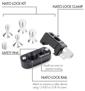 NATO Lock Kit