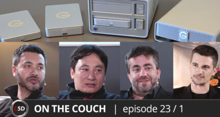 Do we really need RAW video? - ON THE COUCH Ep. 23 part 1 of 4 - Dan Chung, Clinton Harn, Emmanuel Pampuri