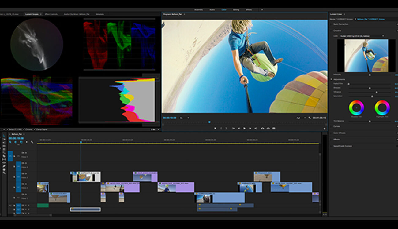 New Features Coming to Premiere Pro CC - NAB 2015
