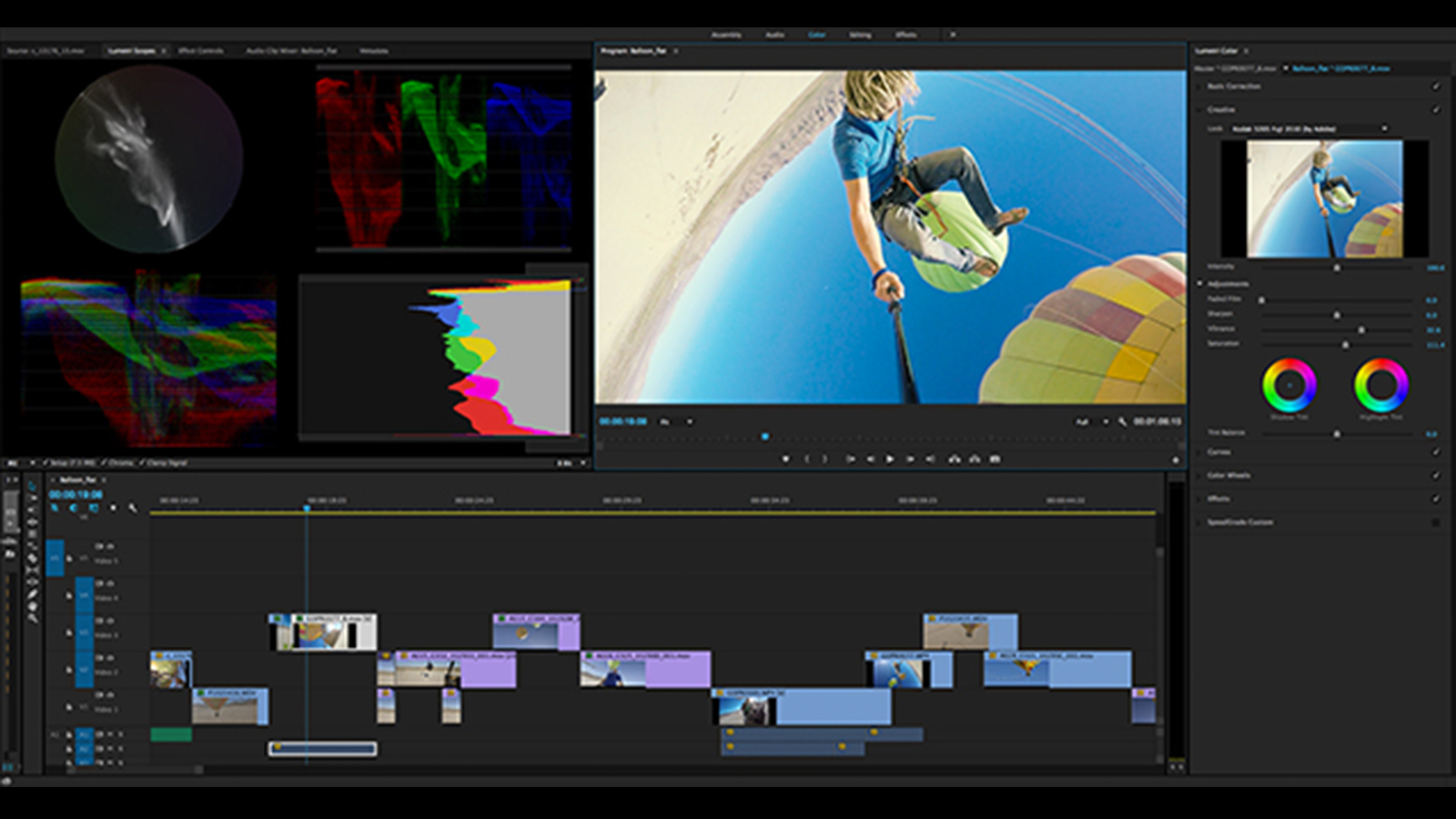 New features coming to premiere pro cc nab 2015 cinema5d adobe has announced major updates that will be coming soon to premiere pro ccuart Image collections