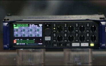 Zoom F8 Eight Track Field Recorder Announced - NAB 2015