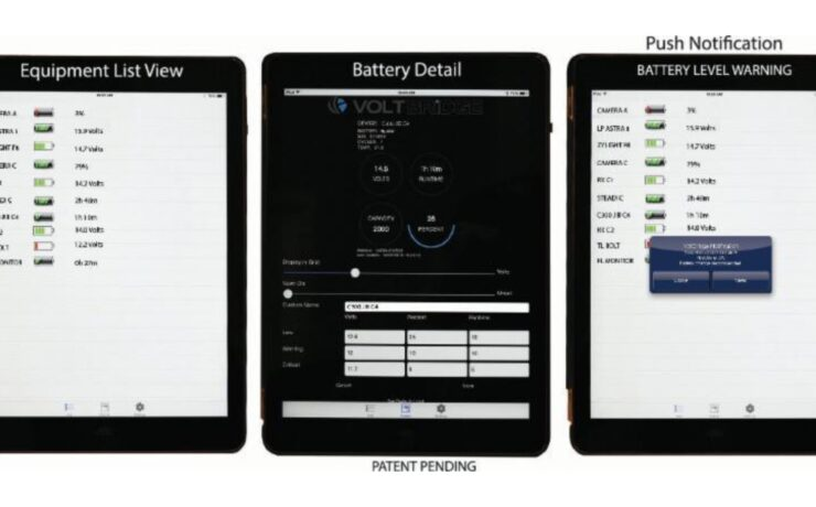 Switronix Announces VoltBridge Battery Monitor - NAB 2015