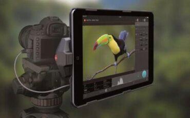 Manfrotto Digital Director - DSRL Remote & Monitor via iPad - NAB 2015