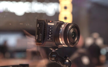 Blackmagic Micro Cinema Camera - Tiny 12-bit RAW Camera with (NO) Global Shutter