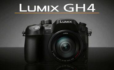 Panasonic Announces GH4 Firmware Update