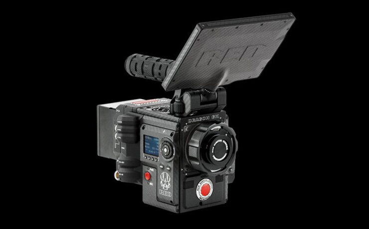 New RED Weapon Camera - Supports full-frame 8K - NAB 2015