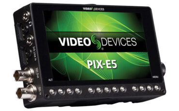 Video Devices PIX-E5 - A Small 4K Recorder Not to Be Missed!