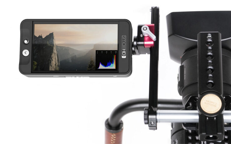 SmallHD 501 HDMI Only Monitor Announced