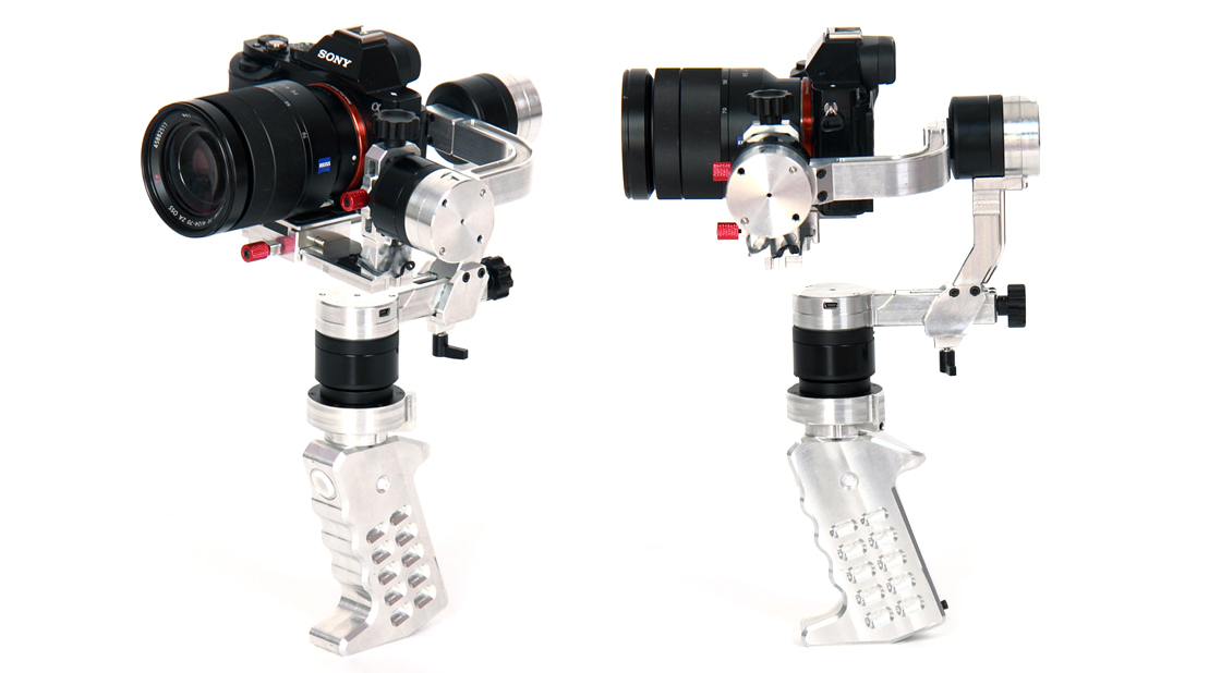 CAME-Single - Large One-Handed Gimbal Stabilizer