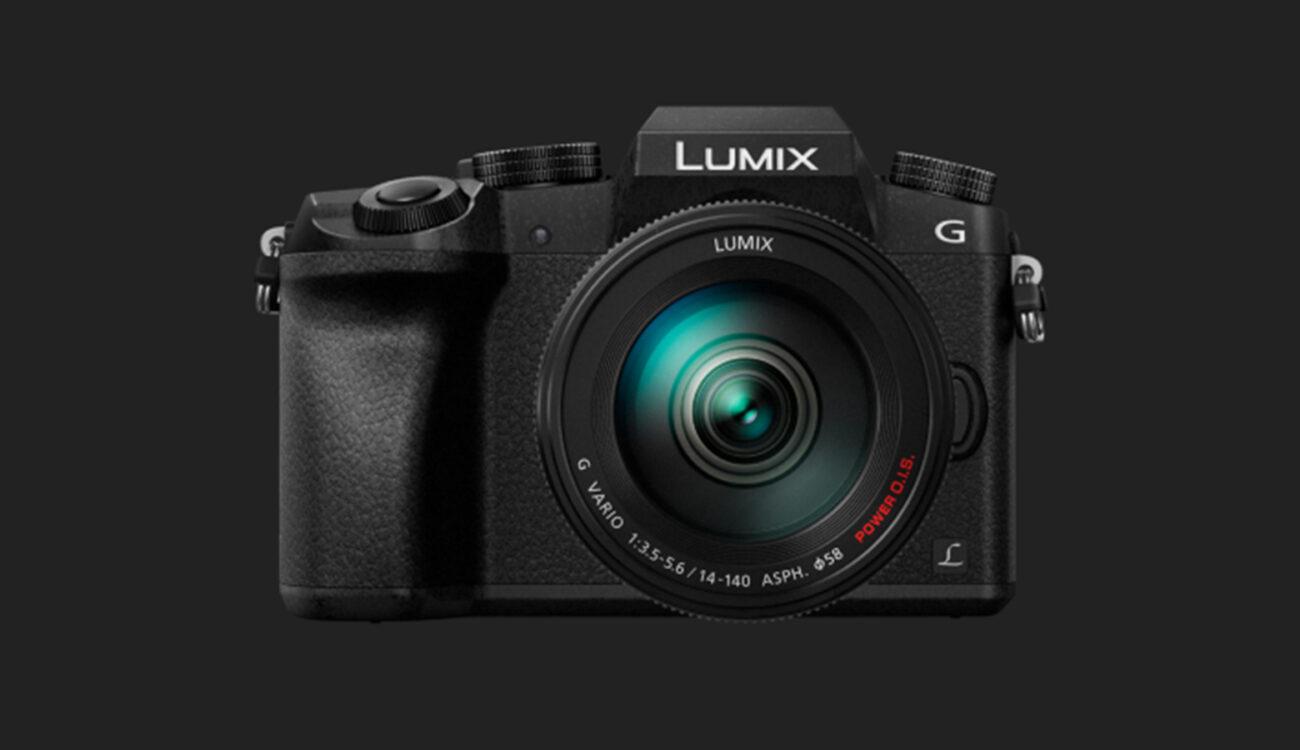 Panasonic G7: 4K Video for $800