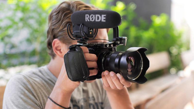 RØDE VideoMic Pro now with Rycote Suspension Mount