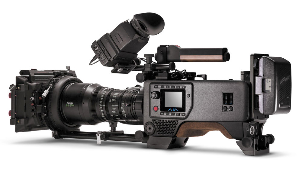 AJA Cion Price Drops by $4,000 - What Just Happened?