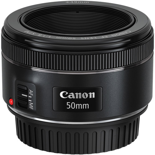 canon 50mm STM 1