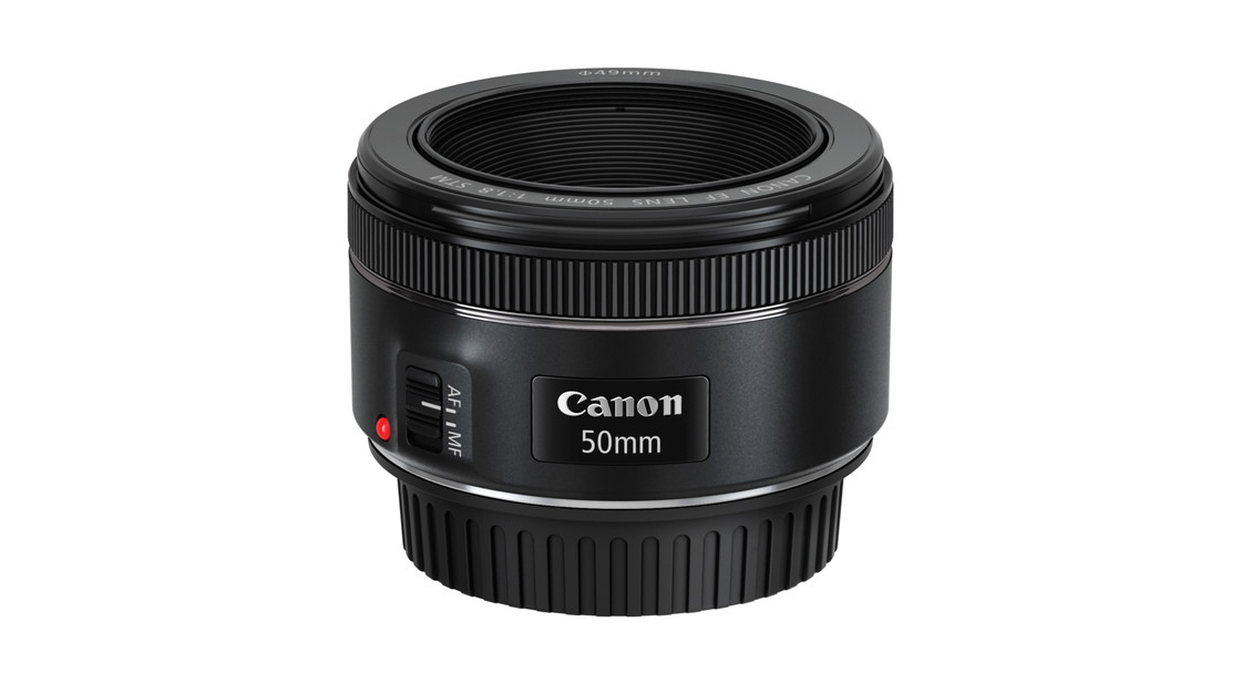 "Canon 50mm F/1.8 - The ""Nifty Fifty"" Budget Lens Gets STM Update"