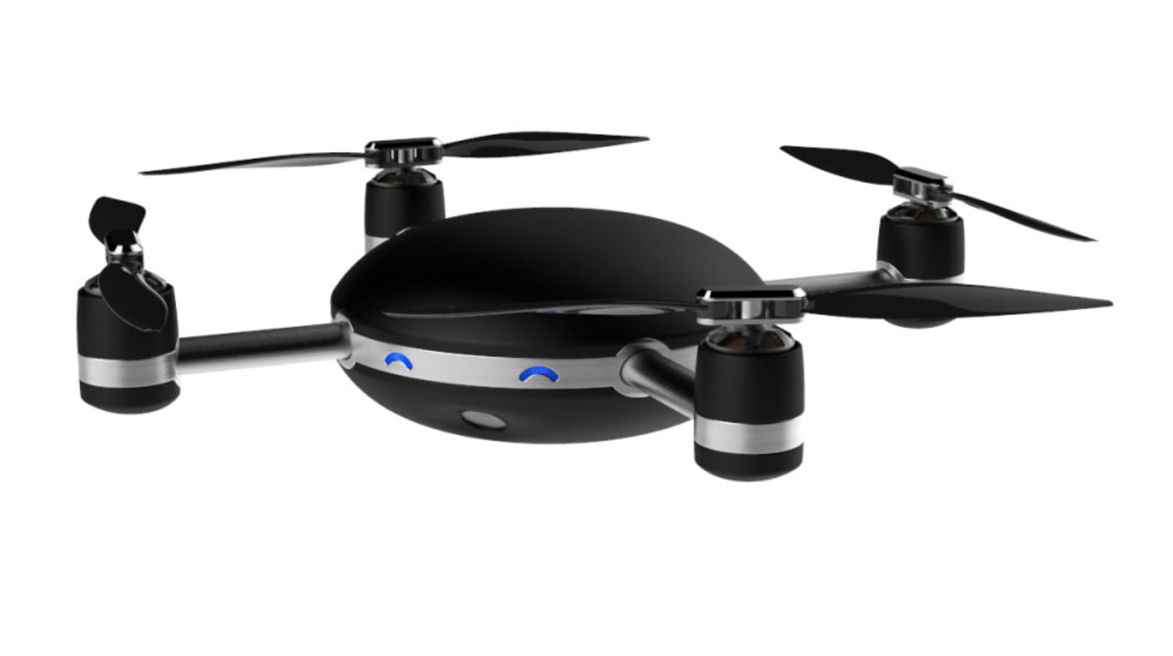 Meet The Lily Drone An Intelligent Aerial Cameraman