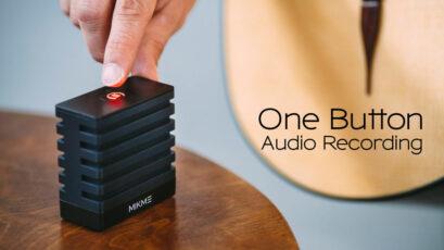 Mikme - Wireless Recording Microphone - on Indiegogo