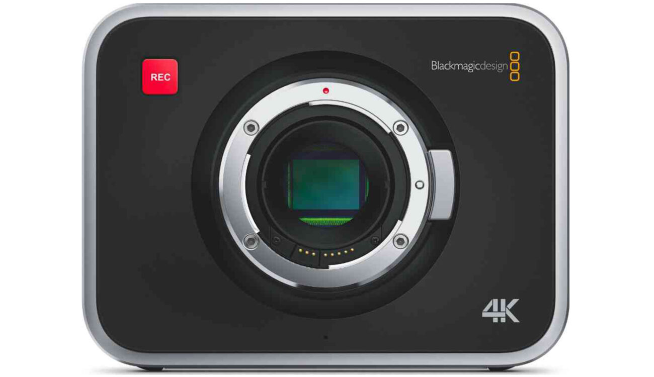 Blackmagic 4K Firmware 2.4 Adds Frame Guides