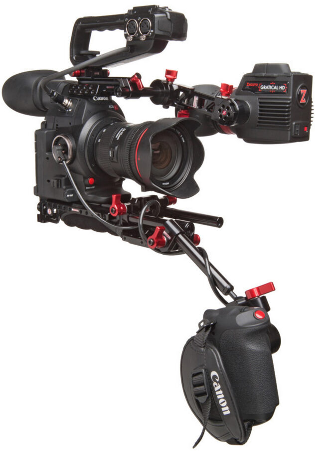 C100 Mark II Recoil 2