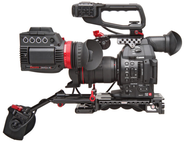 C100 Mark II Recoil